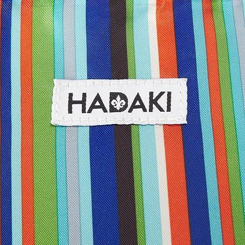 Hadaki-Nylon-Zip-Carry-All-Pod-Medium-Cosmetic-Bag