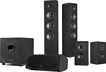Pioneer SP-PK52FS Andrew Jones 5.1 Home Theater Speaker Package