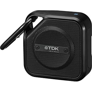 TDK Life on Record Bluetooth ワイヤレススピーカー AT-A12RD-FFP