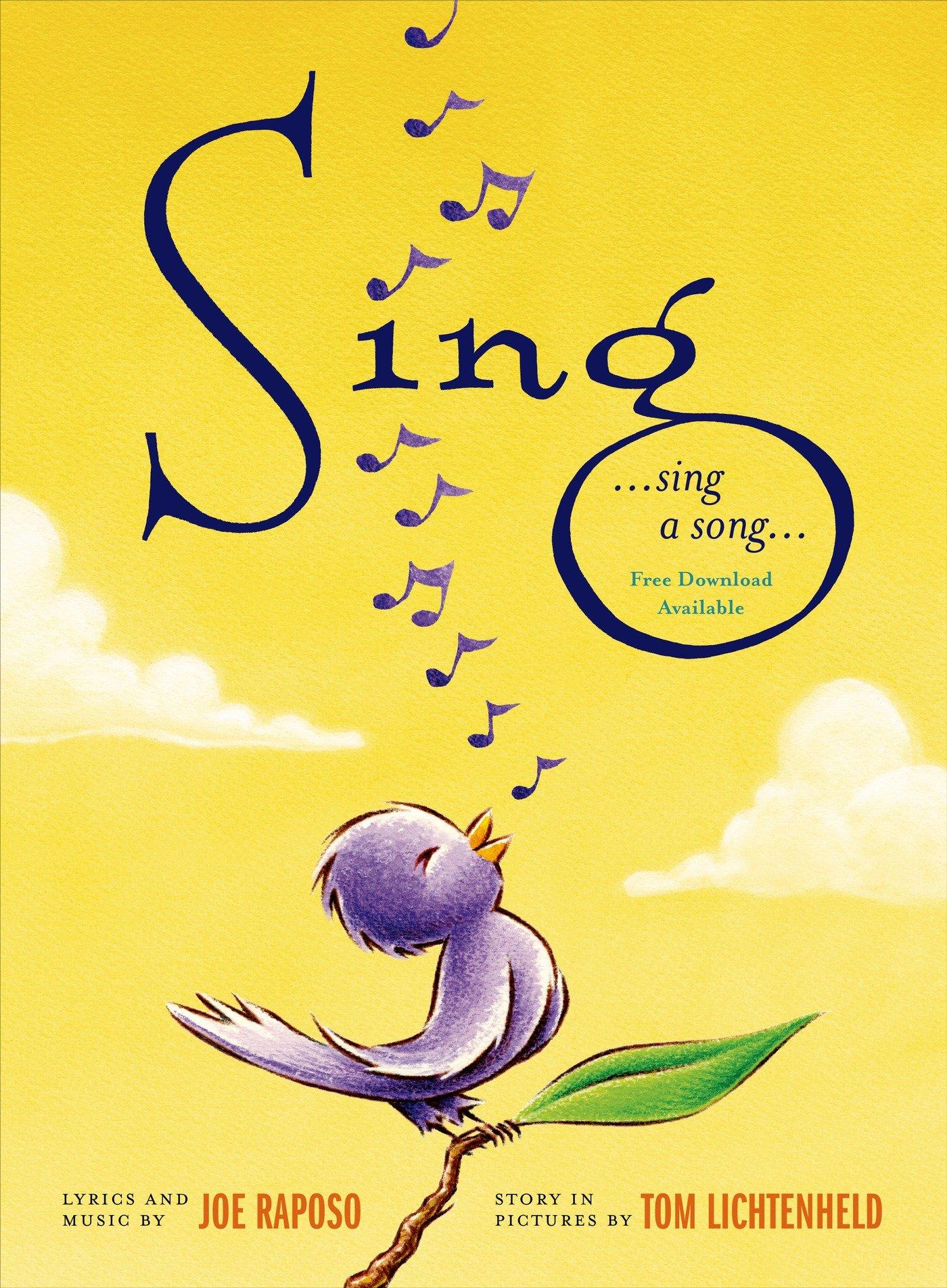 http://smile.amazon.com/Sing-Tom-Lichtenheld/dp/0805090711/ref=sr_1_1_twi_1?s=books&ie=UTF8&qid=1417145451&sr=1-1&keywords=sing