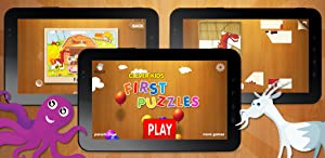 Kids First Puzzles HD by Codegent Limited