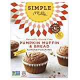 Simple Mills Pumpkin Muffin & Bread Mix - Pack of 3