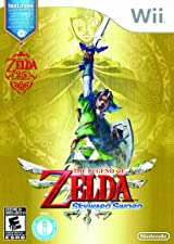 The Legend of Zelda: Skyward Sword  con Cd de musica Wii