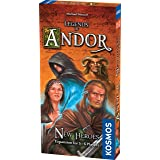 Thames & Kosmos Legends of Andor New Heroes 5 And 6 Player Expansion Board Game (Color: Multi, Tamaño: 11.6)