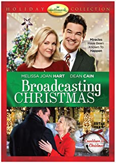 Book Cover: Broadcasting Christmas