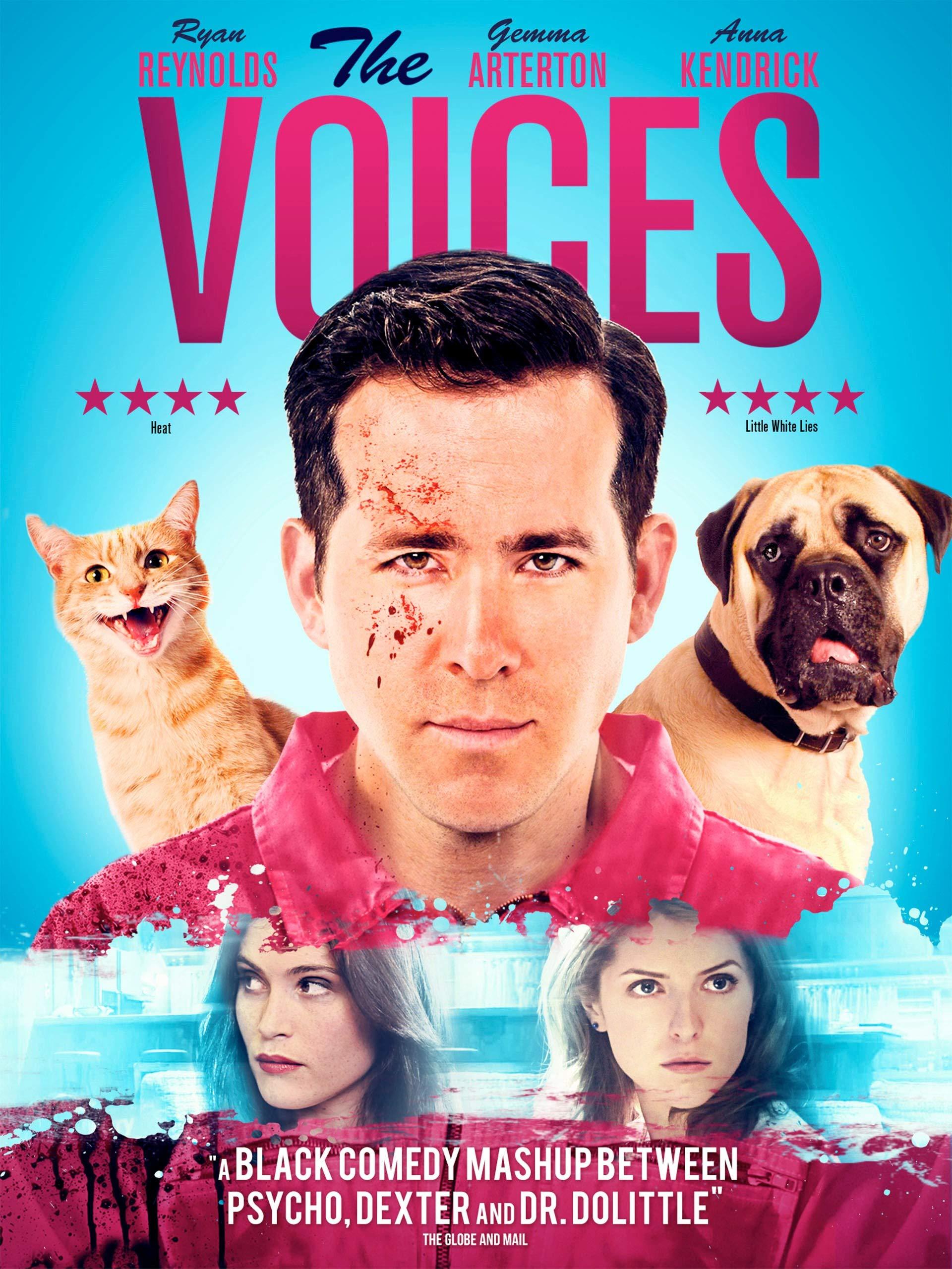 The Voices on Amazon Prime Video UK