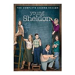 Young Sheldon: S2 (DVD)