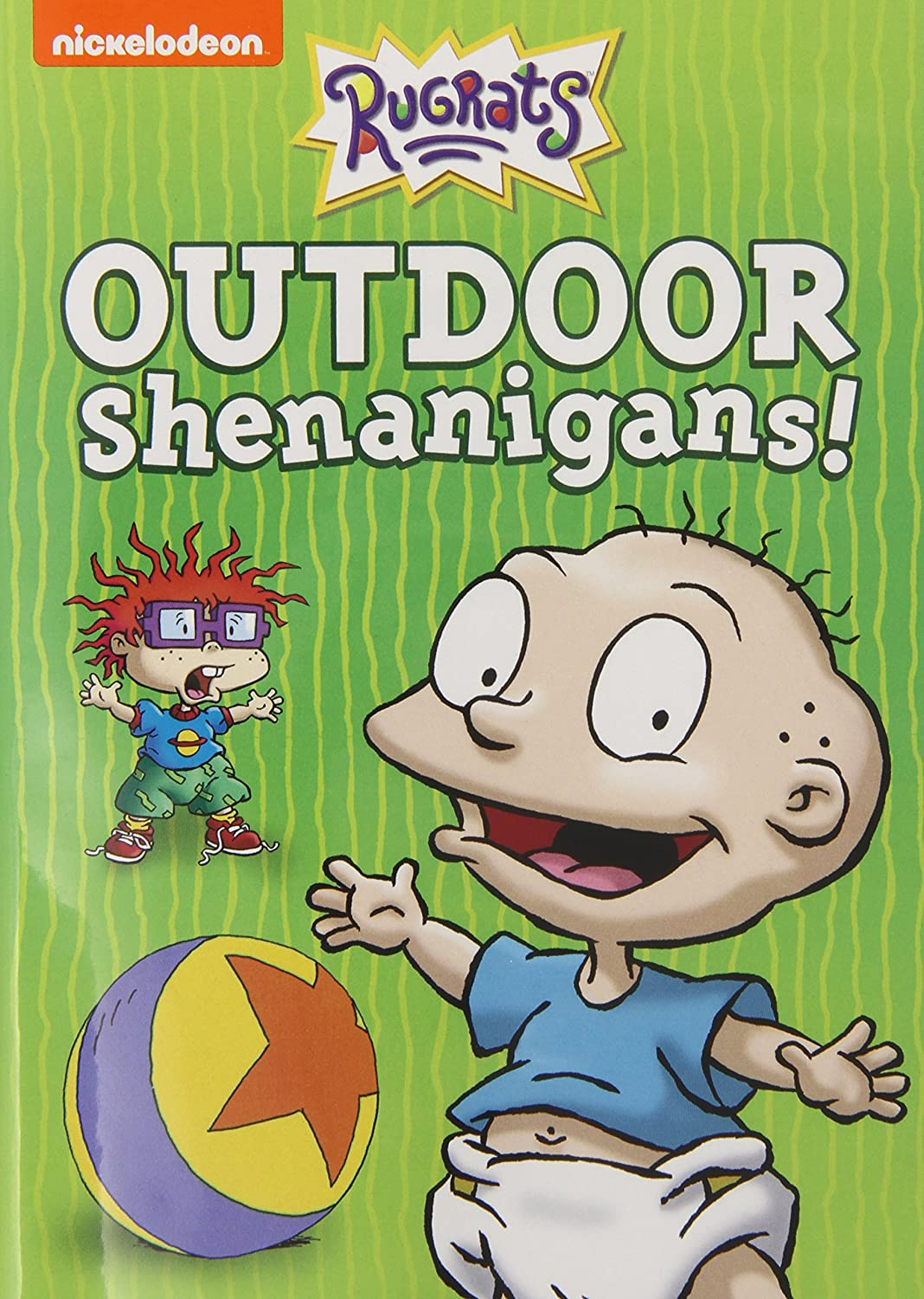 http://www.amazon.com/Rugrats-Shenanigans-Artist-Not-Provided/dp/B00J5G1NTW/