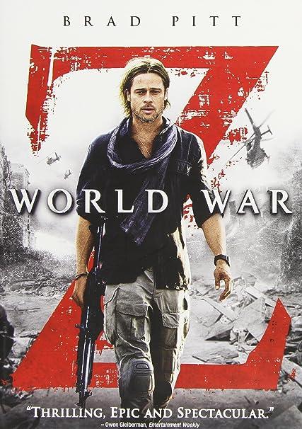 Brad Pitt 2013 World War z Amazon.com World War z Brad