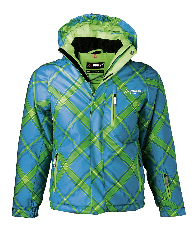 Maier Sports Kinder Ski-Jacke Check mTEX girl günstig kaufen
