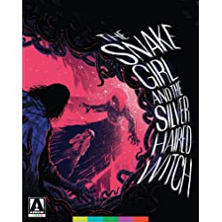 The Snake Girl and the Silver Haired Witch (Special Edition) [Blu-ray]