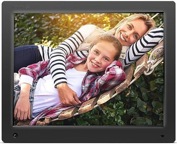 Nixplay Original 15 inch WiFi Cloud Digital Photo Frame. iPhone ...