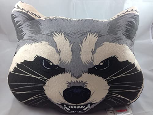 Guardians of the Galaxy Rocket Plush Throw Pillow