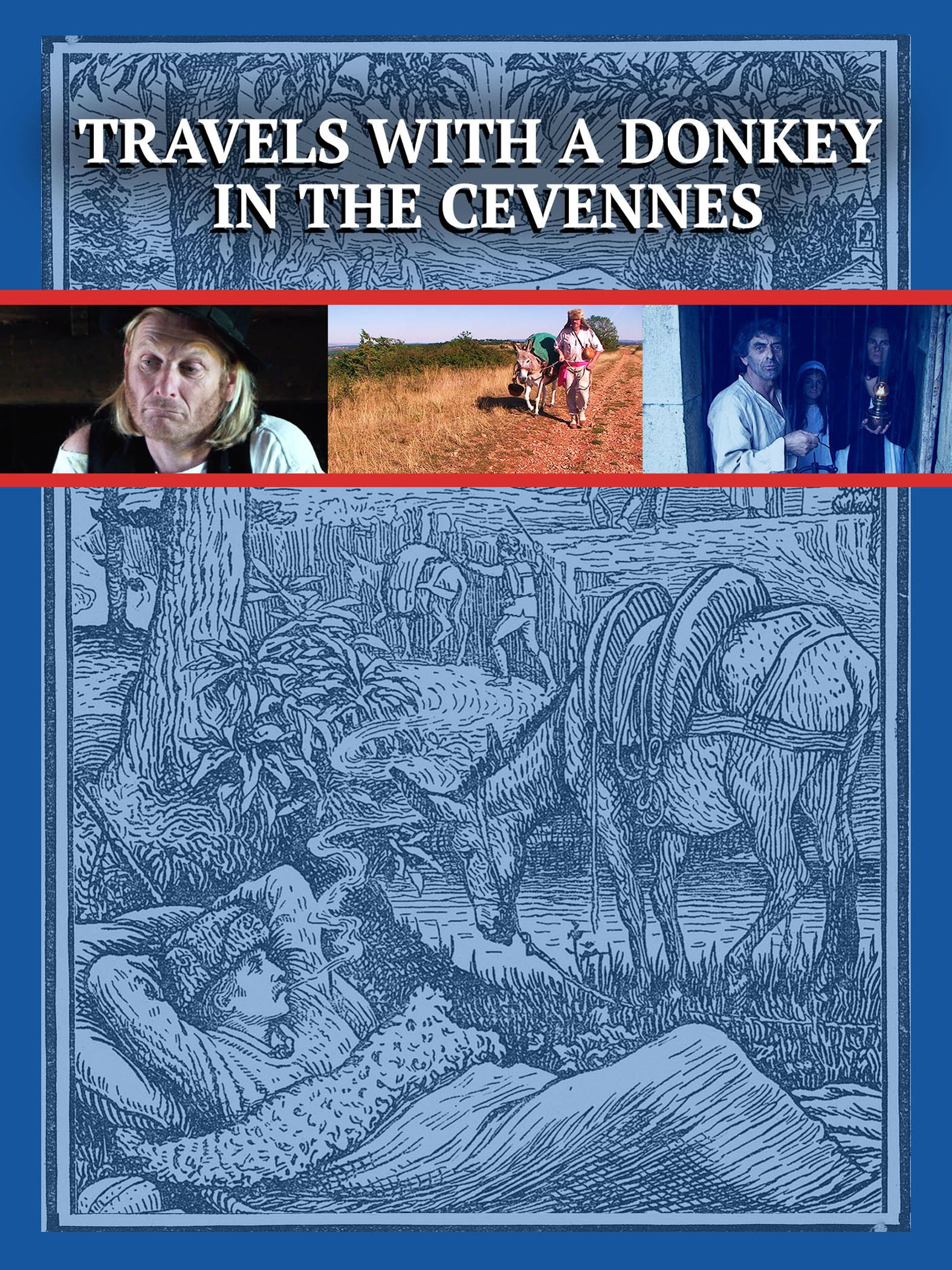 Travels with a Donkey in the Cevennes on Amazon Prime Video UK