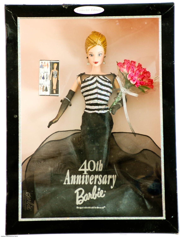 Barbie 40th Anniversary günstig als Geschenk kaufen