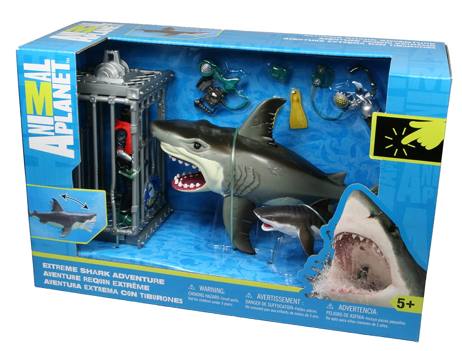Best Animal Planet Toys For Kids And Toddlers : Shark toys r us car interior design