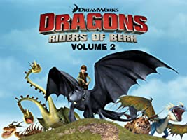 Dragons: Riders of Berk Season 2
