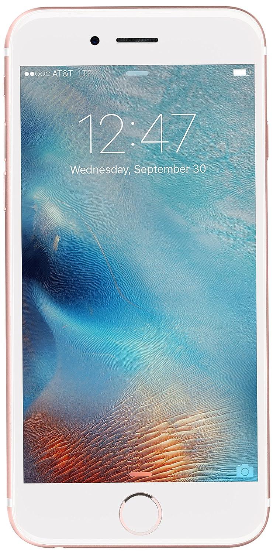 Apple iPhone 6S Plus 32GB Rose Gold Unlocked