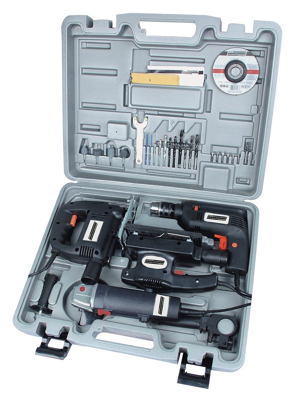 Juego de herramientas eléctricas para el hogar