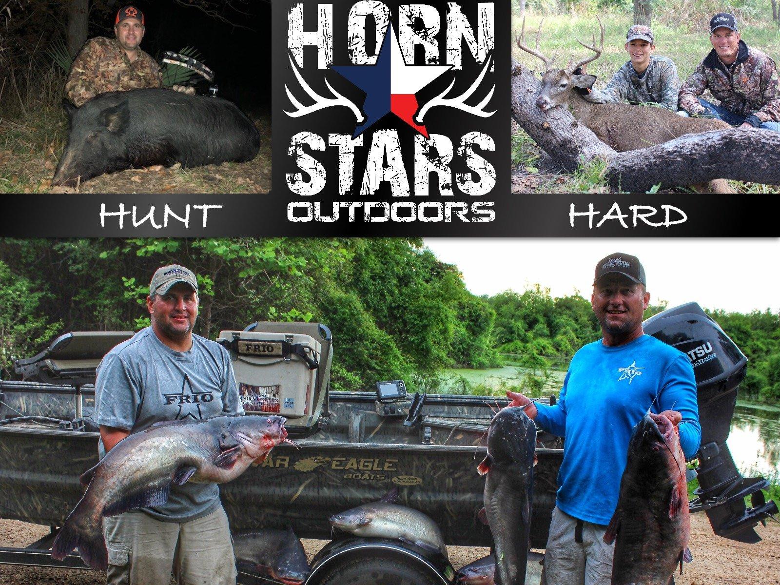 Horn Stars Outdoors on Amazon Prime Video UK