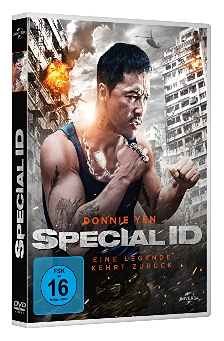 Special ID, DVD