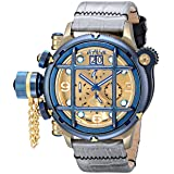 Invicta Men's 17344 Russian Diver Analog Display Swiss Quartz Grey Watch