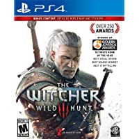 The Witcher III Wild Hunt for PS4