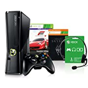 Post image for Xbox 360 250 GB + Forza Motorsport 4 – Essential Edition + Skyrim für 174€ oder Kinect Bundle für 198€