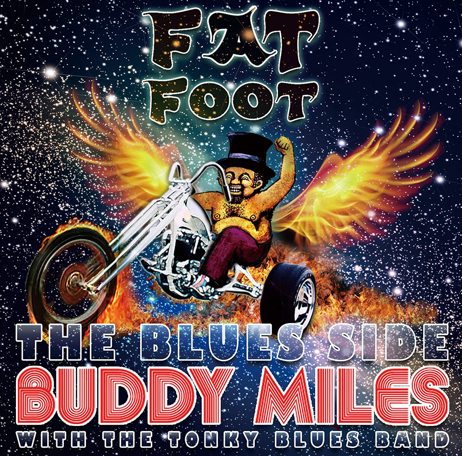 Fat Foot - The Blues Side