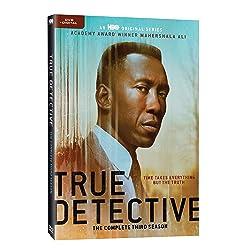 True Detective: S3 (DC + DVD)