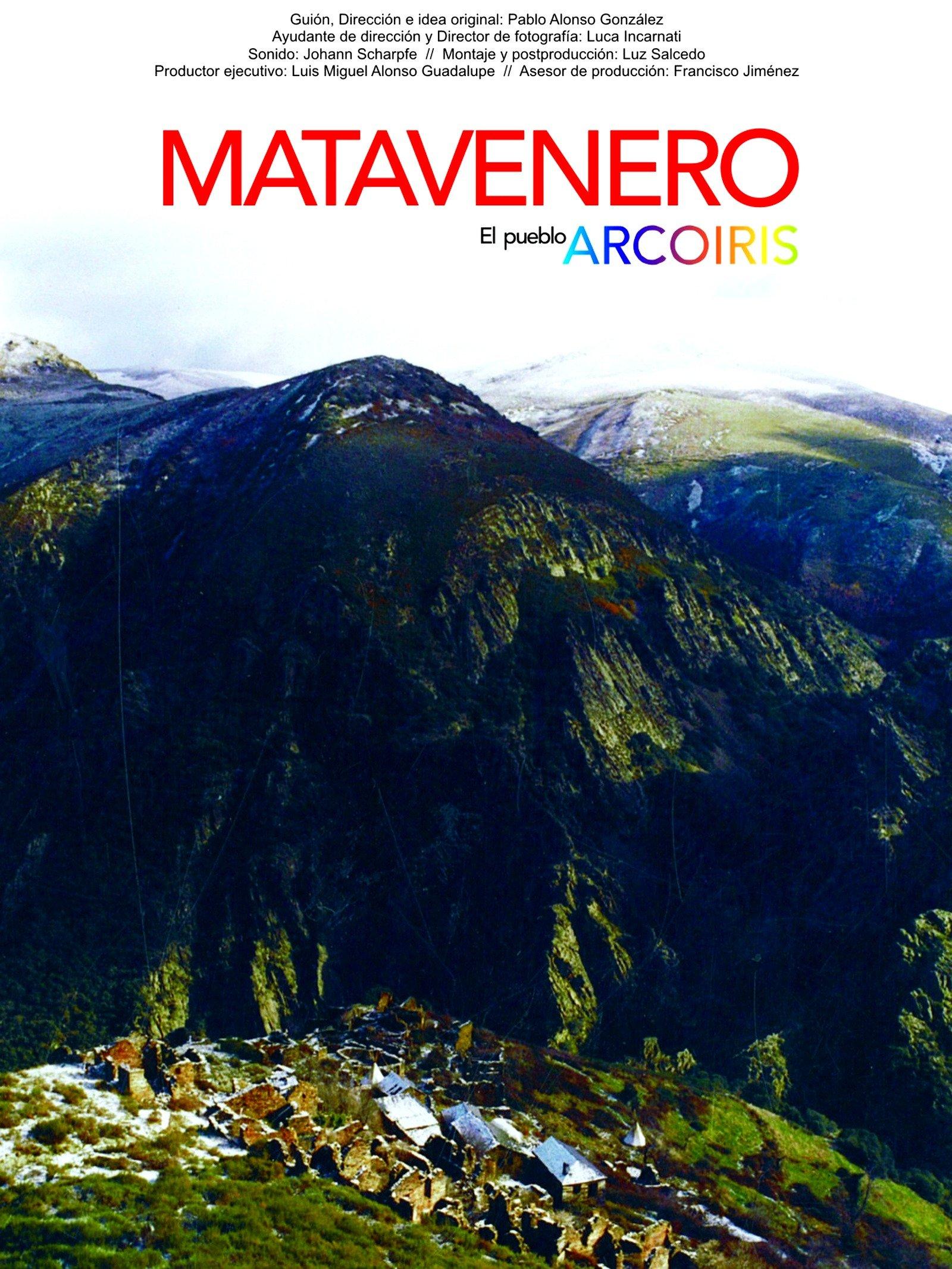 Matavenero: el Pueblo Arco Iris on Amazon Prime Video UK