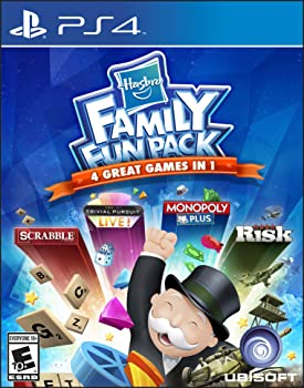 Hasbro Family Fun Pack for PS4