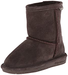 Image BEARPAW Emma 608T Shearling Boot (Toddler)