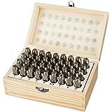 AmazonBasics Metal and Leather Stamp Kit - 5/16-Inch (Tamaño: 5/16 Inch)
