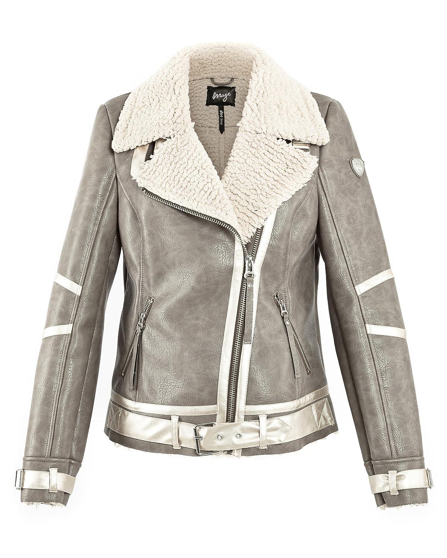 MAZE Jacke, Damen Nata (grey) kaufen