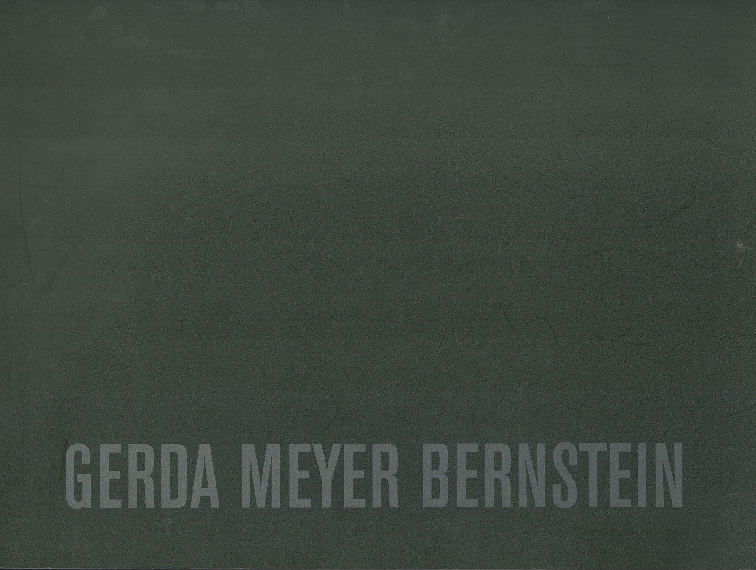 Gerda Meyer-Bernstein