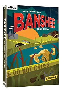 Book Cover: Banshee: Complete Fourth Season