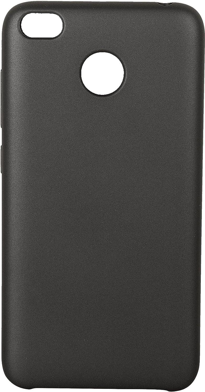 Mi Hard Phone Case for Redmi 4 (Black)- 25% OFF