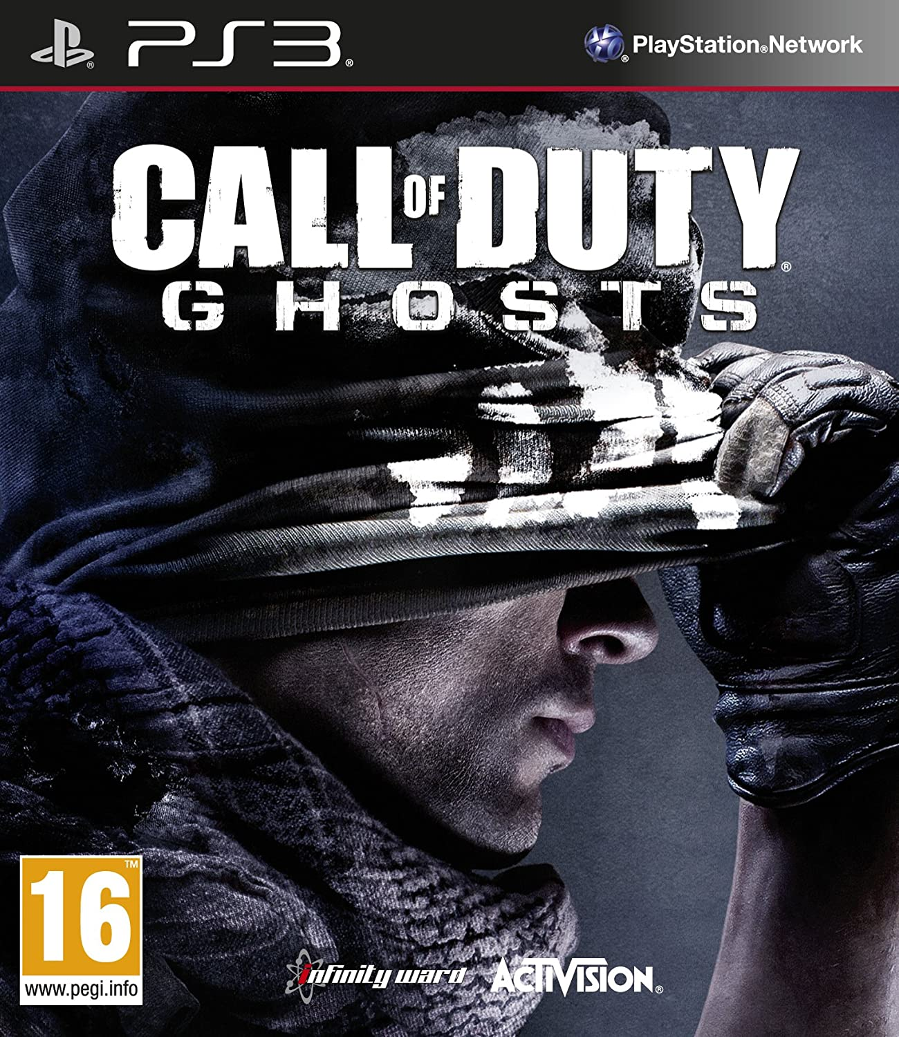 Call of Duty: Ghosts (PS3) By Amazon @ Rs.221
