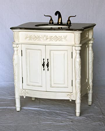 32-Inch Antique Style Single Sink Bathroom Vanity Model 2205-261 MXC