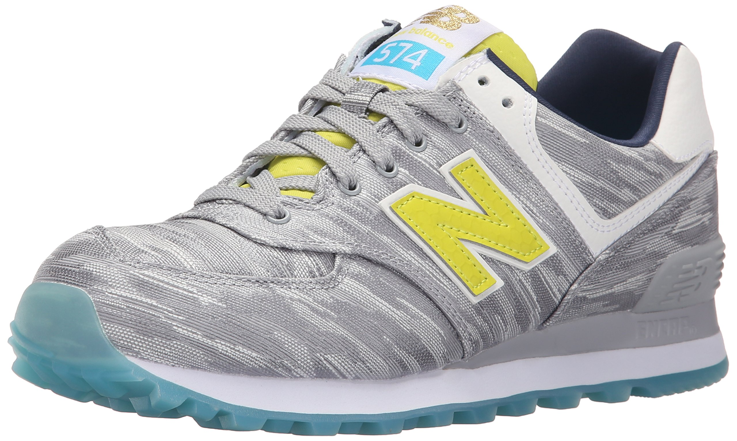 women's new balance 574 summer waves casual shoes