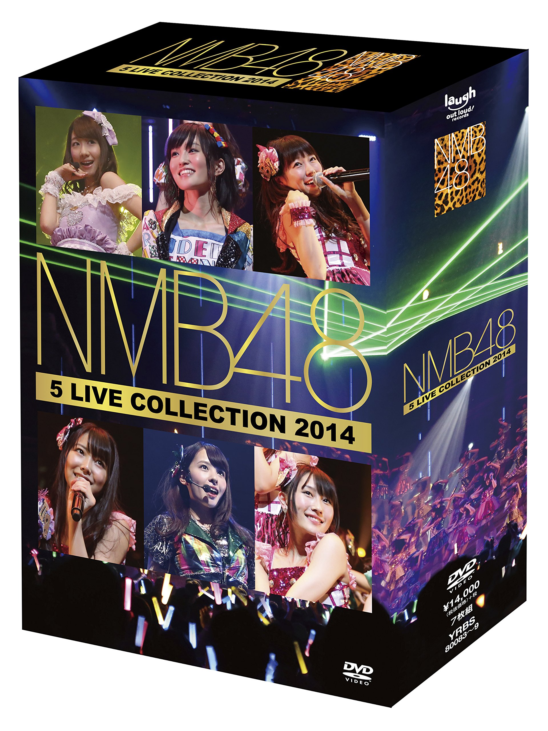 5 LIVE COLLECTION 2014 (多売特典なし) [DVD]