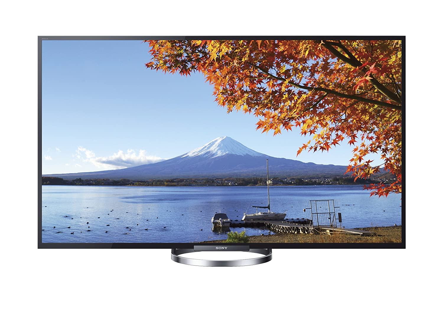 Sony KDL65W850A 65-Inch 1080p 120Hz 3D Internet LED HDTV (Black) (2013 Model)