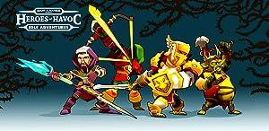 Heroes of Havoc: Idle Adventures from Kiz Studios