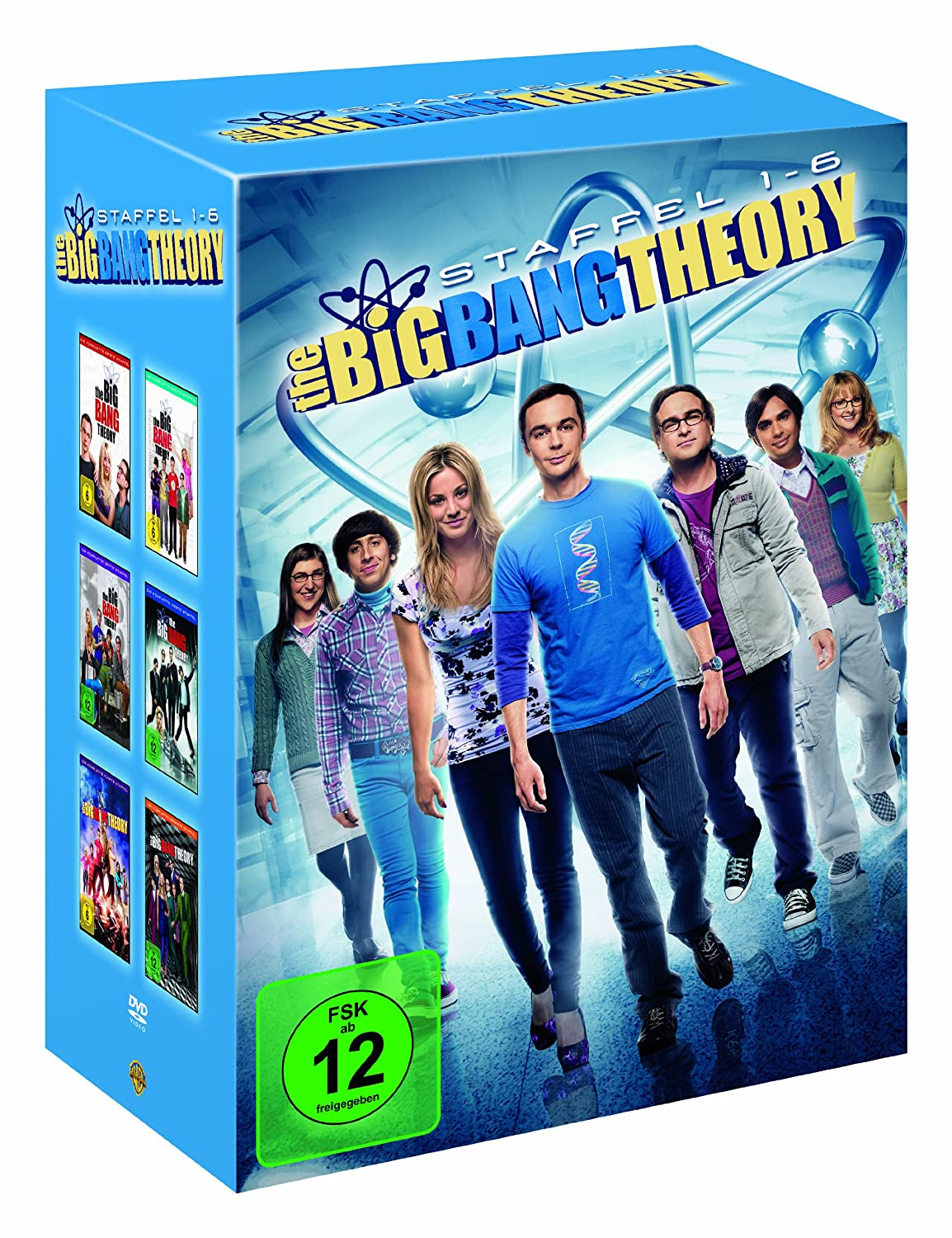 Amazon The Big Bang Theory