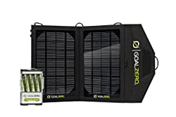 12 Super-Sneaky Prepper Gifts for Non-Preppers - Solar Charger