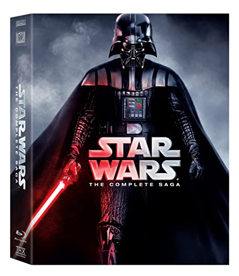 Star Wars: Complete Saga [Blu-ray]