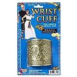 Forum Novelties Cleopatra Wrist Cuffs (Standard)