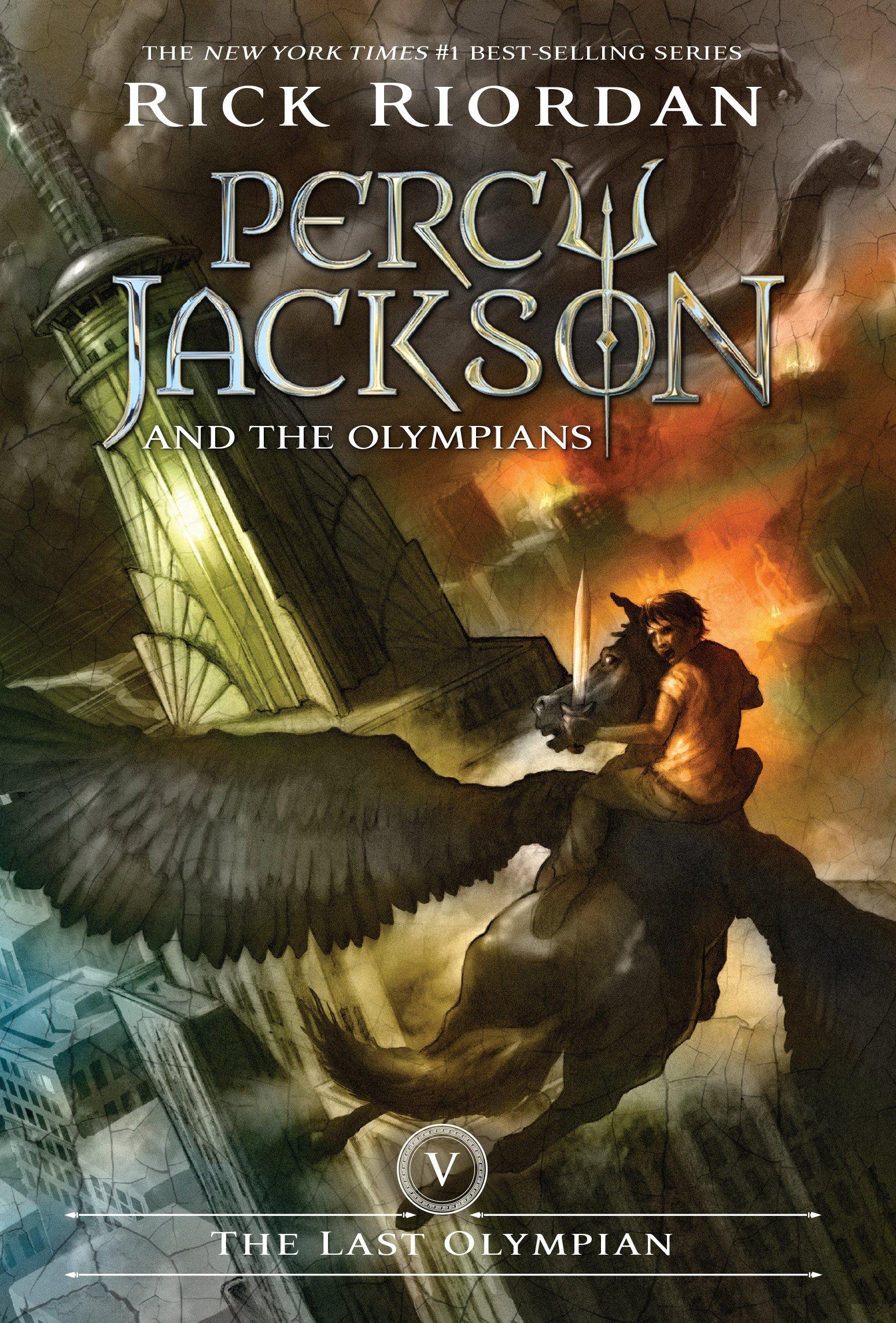 Book Cover Forros Usa ~ Rick riordan az utolsó olimposzi percy jackson és
