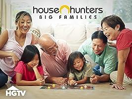 House Hunters: Big Families Volume 1